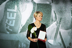Tanja Babnik at 54th Annual Awards of Stanko Bloudek for sports achievements in Slovenia in year 2018 on February 13, 2019 in Brdo Congress Center, Brdo, Ljubljana, Slovenia,  Photo by Peter Podobnik / Sportida