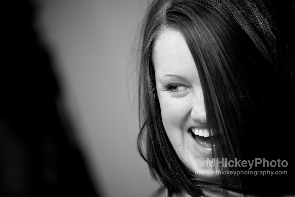 Wedding photography of Nicole Henseleit and Matt Geary in Kokomo, Indiana.<br /> By Michael Hickey, wedding photographer