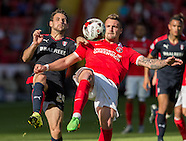 Charlton Athletic v Rotherham United - Championship - 12/09/2015