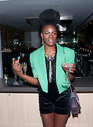 SHINGAI SHONIWA, Esquire dinner celebrating being Brilliant, Young and British hosted by editor Jeremy Langmead at Aqua Nueva, Fifth Floor, 240 Regent Street , London 1 June 2010. -DO NOT ARCHIVE-© Copyright Photograph by Dafydd Jones. 248 Clapham Rd. London SW9 0PZ. Tel 0207 820 0771. www.dafjones.com.