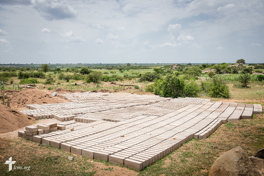 Site of the future Ikonongo Lutheran Church of the Evangelical Lutheran Church in Tanzania – South-East of Lake Victoria Diocese (ELCT-SELVD on Friday, March 13, 2015, in Shinyanga region, Tanzania. LCMS Communications/Erik M. Lunsford