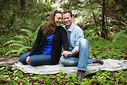 Beckie Mustille and Jason Durling pose for their engagement portraits at Heritage Grove County Park in La Honda, California, on March 9, 2014. (Stan Olszewski/SOSKIphoto)<br /> <br /> <br /> *** Wedding Registry ***<br /> <br /> Purchase Gift Cards in various prices at a discounted rate of 20% for your loving couple to use for SOSKIphoto Products and Services. Your couple will be notified of your generous gift.<br /> <br /> How to complete your Wedding Registry Gift Card Order:<br /> 1. Choose your favorite photo of them,<br /> 2. Click the blue Add to Cart icon, <br /> 3. Select your desired Gift Card,<br /> 4. Mix & match quantity to fit your price point,<br /> 5. Click the green Add to Cart icon,<br /> 6. Click Check Out & follow prompts.