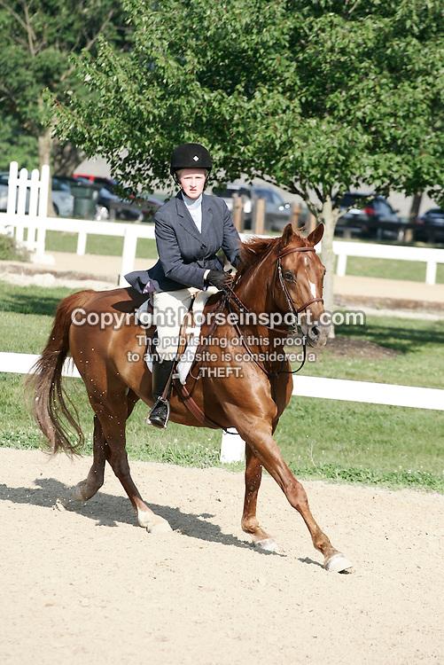 Robert Murphy shows stable 2011