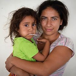Mexico: women migrants