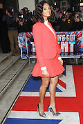 23.JANUARY.2013. LONDON<br /> <br /> ALESHA DIXON ARRIVING AT THE BRITAINS GOT TALENT AUDITIONS AT THE LONDON PALADIUM.<br /> <br /> BYLINE: EDBIMAGEARCHIVE.CO.UK<br /> <br /> *THIS IMAGE IS STRICTLY FOR UK NEWSPAPERS AND MAGAZINES ONLY*<br /> *FOR WORLD WIDE SALES AND WEB USE PLEASE CONTACT EDBIMAGEARCHIVE - 0208 954 5968*