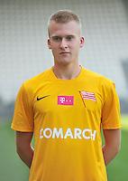 N/z Damian Drzewiecki<br /> <br /> Cracovia Krakow