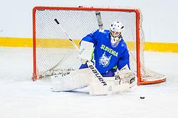 Kraner Irena of Slovenia during hockey match between Slovenia and Great Britain in IIHF World Womens Championship, Division II, Group A, on April 4, 2018 in Ledena dvorana Maribor, Maribor, Slovenia. Photo by Ziga Zupan / Sportida