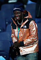 Football - 2018 / 2019 UEFA Champions League - Group F: Manchester City vs. 1899 Hoffenheim<br /> <br /> Benjamin Mendy of Manchester City at The Etihad.<br /> <br /> COLORSPORT/LYNNE CAMERON