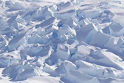 glacial ice, Neko Harbour, Antarctica