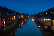 Dusk - Xitang, Zhejiang, China
