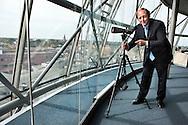 Leeuwarden, 21/9/2009. Robbert Klaasman, CEO frieslandbank. foto: pepijn van den Broeke