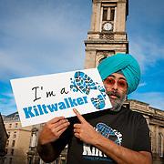 Promo shoot Hardeep Singh Kholi/Kiltwalk (05/02/15)