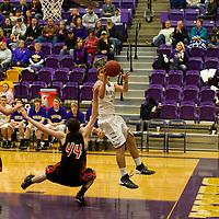 1-28-14 Berryville Sr High Boys vs Gravette