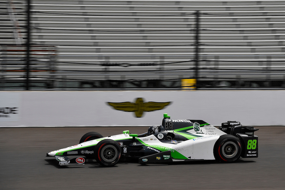 12-14 May, 2016, Indianapolis, Indiana, USA<br /> Bryan Clauson<br /> &copy;2016, Scott R LePage <br /> LAT Photo USA