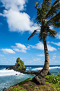 East Coastl of Tutuila island, American Samoa, South Pacific