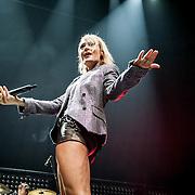 Metric performing at Verizon Center in Washington, DC on July 6, 2015.