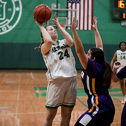 01-14-2019 Fisher at Newman - Girls Basketball