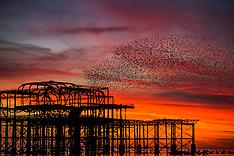 Brighton_sunset_171117