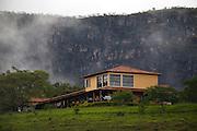 Sao Roque de Minas_MG, Brasil...Parque Nacional da Serra da Canastra em Sao Roque de Minas, Minas Gerais. Na foto um hotel...Serra da Canastra National Park in Sao Roque de Minas, Minas Gerais. In this photo a hotel...Foto: JOAO MARCOS ROSA / NITRO..