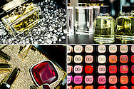 Dolce & Gabana launch new fragrance and make-up range, sponsored by Monica Belucci.