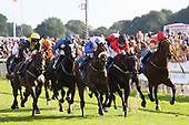 Horse Racing York Racecourse Family Race Day 080919