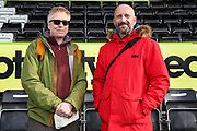 FGR visit during the EFL Sky Bet League 2 match between Forest Green Rovers and Notts County at the New Lawn, Forest Green, United Kingdom on 9 February 2019.