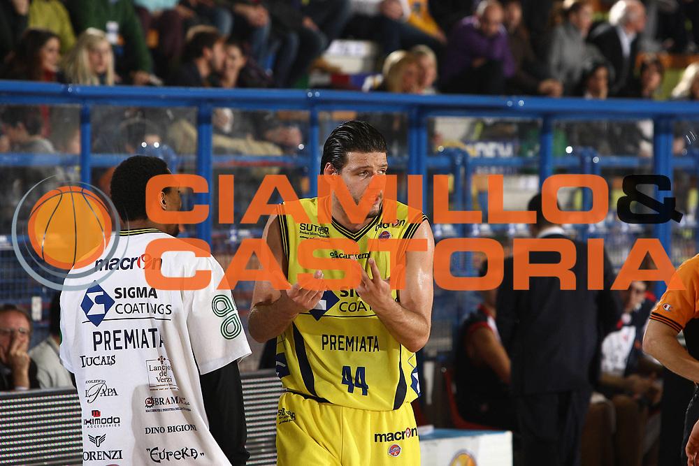 DESCRIZIONE : Porto San Giorgio Lega A 2009-10 Sigma Coatings Montegranaro Angelico Biella<br /> GIOCATORE : Dejan Ivanov<br /> SQUADRA : Sigma Coatings Montegranaro <br /> EVENTO : Campionato Lega A 2009-2010 <br /> GARA : Sigma Coatings Montegranaro Angelico Biella<br /> DATA : 13/12/2009<br /> CATEGORIA : delusione<br /> SPORT : Pallacanestro <br /> AUTORE : Agenzia Ciamillo-Castoria/C.De Massis<br /> Galleria : Lega Basket A 2009-2010 <br /> Fotonotizia : Porto San Giorgio Lega A 2009-10 Sigma Coatings Montegranaro Angelico Biella<br /> Predefinita :