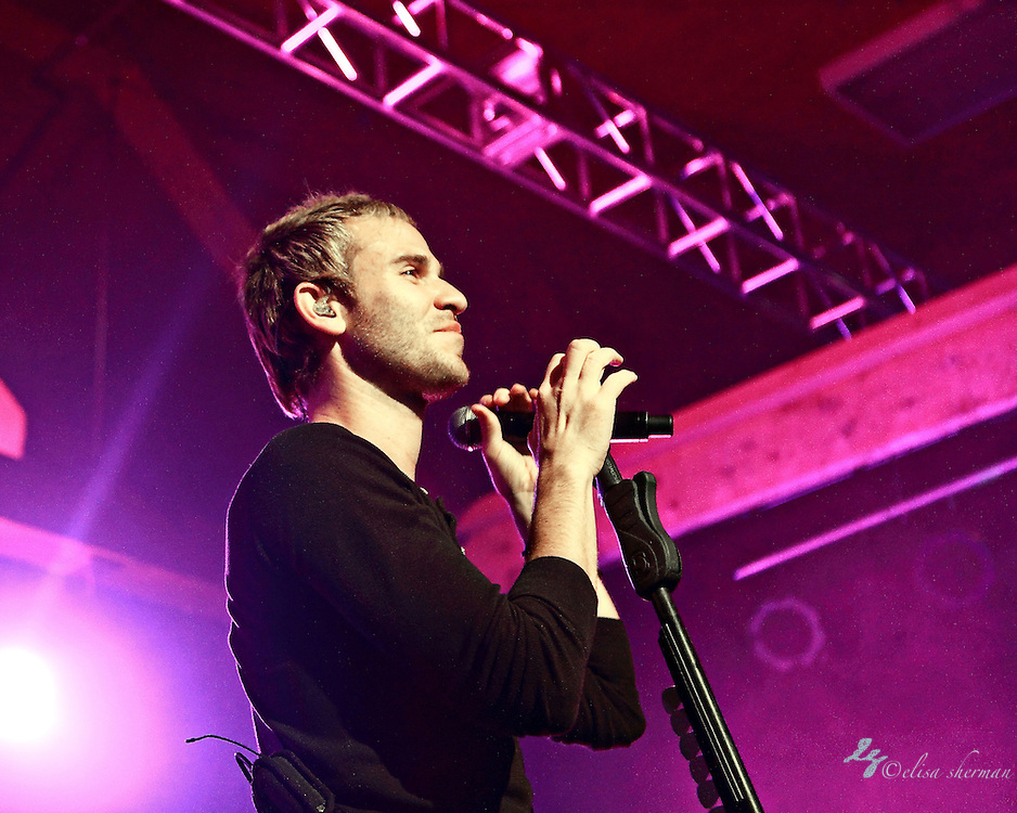 "Jason Wade of Lifehouse performs on March 5, 2011 in support of ""Smoke and Mirrors""at the Showbox Sodo in Seattle, Washington"