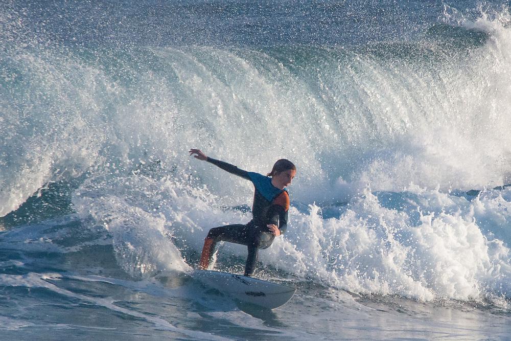 Surfer, Bondi Beach, Sydney, New South Wales, Australia