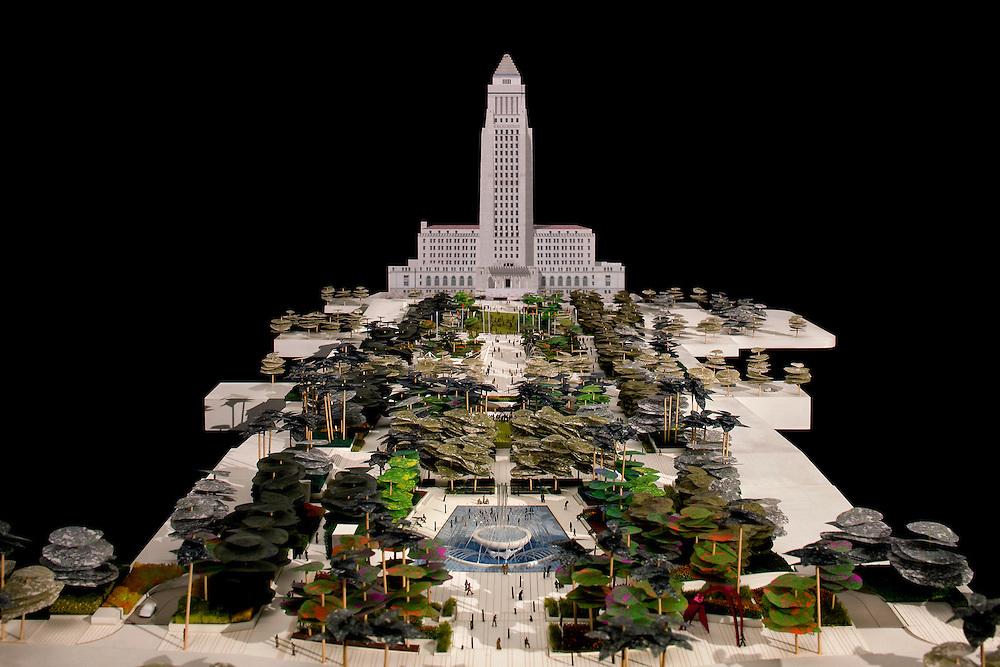 Civic Park Model, Rios Clementi Hale