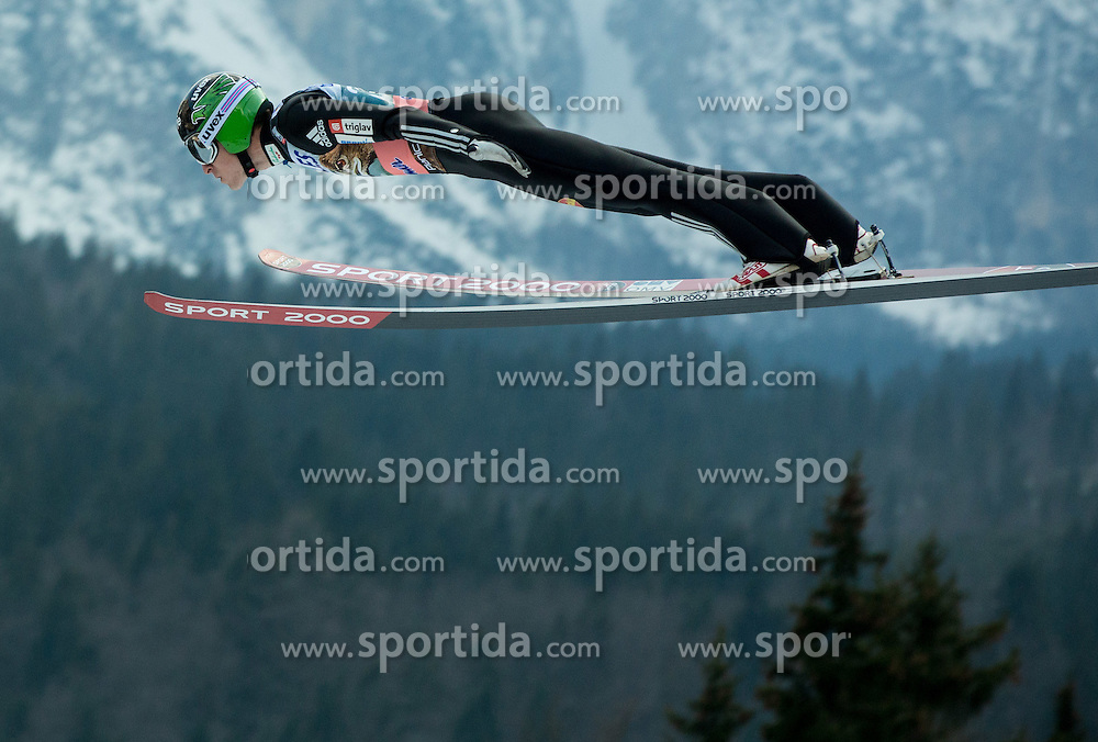 Jurij Tepes of Slovenia during the Ski Flying Individual Competition at Day 2 of FIS World Cup Ski Jumping Final, on March 20, 2015 in Planica, Slovenia. Photo by Vid Ponikvar / Sportida