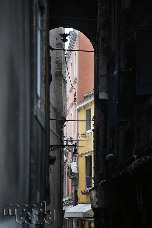 Italy Venice alley