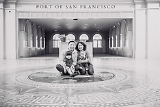 Lam Family Photos | Ferry Building Downtown San Francisco