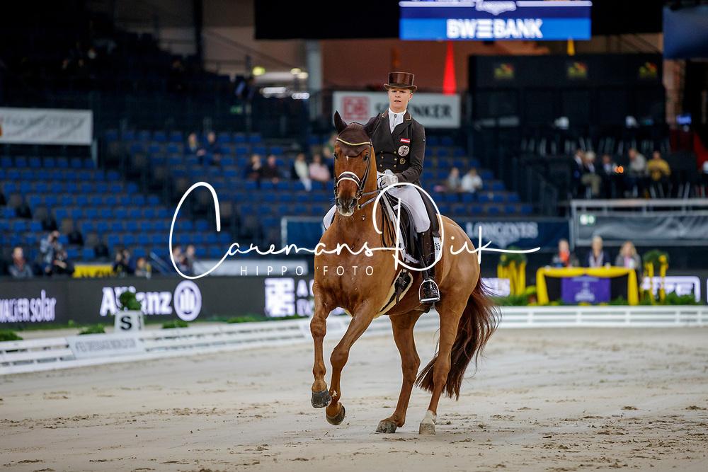 Max-Theurer Victoria, AUT, Benaglio<br /> Stuttgart - German Masters 2019<br /> © Hippo Foto - Stefan Lafrentz