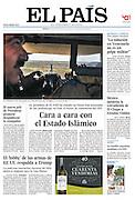 El Pais (Spain) - Cara a cara con el Estado Islámico