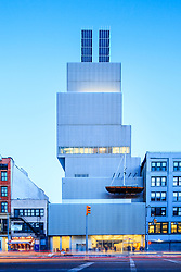 SANAA • New Museum of Contemporary Art, New York