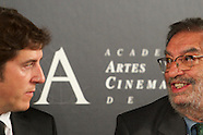 101813 manel fuentes presenter of goya awards gala 2014