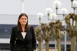 © Licensed to London News Pictures. 13/01/2020. London, UK. Labour Party leadership candidate LISA NANDY arrives in East London to launch her campaign for Leader of the Labour Party. Photo credit: Dinendra Haria/LNP