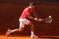 Novak Djokovic during the Madrid Open at Manzanares Park Tennis Centre, Madrid<br /> Picture by EXPA Pictures/Focus Images Ltd 07814482222<br /> 04/05/2016<br /> ***UK & IRELAND ONLY***<br /> EXPA-ESP-160504-0023.jpg