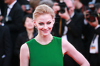 Svetlana Khodchenkova at the The Homesman gala screening red carpet at the 67th Cannes Film Festival France. Sunday 18th May 2014 in Cannes Film Festival, France.