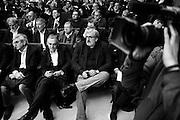 Michele Emiliano (C) partecipa ad un incontro del Partito Democratico 'L'Italia prima di tutto. Un nuovo Pd per ricostruire il centrosinistra', Roma 17 dicembre 2016. Christian Mantuano / OneShot<br /> <br /> Italian political meeting of the Democratic Party, Rome, December 17,  2017 December 2016. Christian Mantuano / OneShot