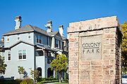 Colony Park Community Redevelopment in Anaheim California
