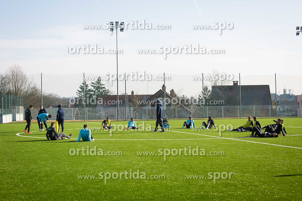 Slovenian B national football team on January 4th, in Kranj, Slovenia. Photo by Ziga Zupan / Sportida