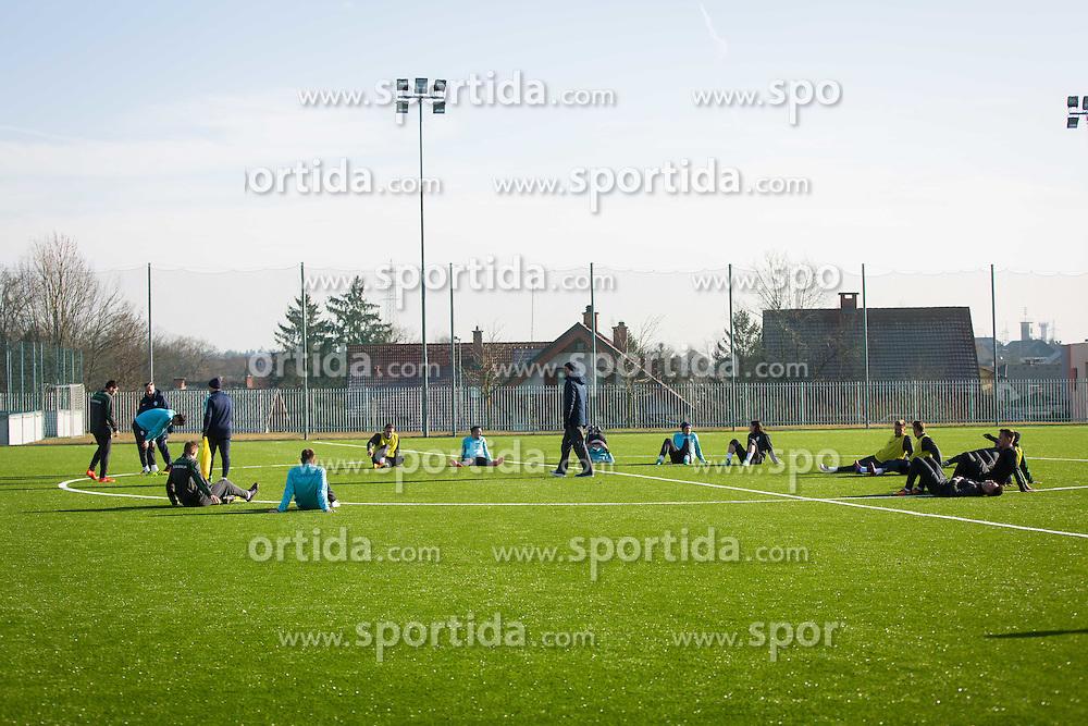 Slovenian B national football team on January 4th, in Kranj, Slovenia. Photo by Ziga Zupan / Sportida