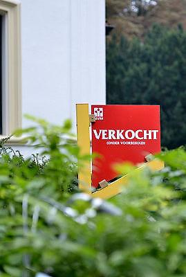 Nederland, Ubbergen, 6-10-2014Dit huis is ondanks de malaise op de woningmarkt onder voorbehoud verkocht.Foto: Flip Franssen/Hollandse Hoogte