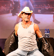 Shawn Michaels at Insdie the Ropes Live, Dublin, Ireland on 15 January 2018. Photo by Chris Sargeant.