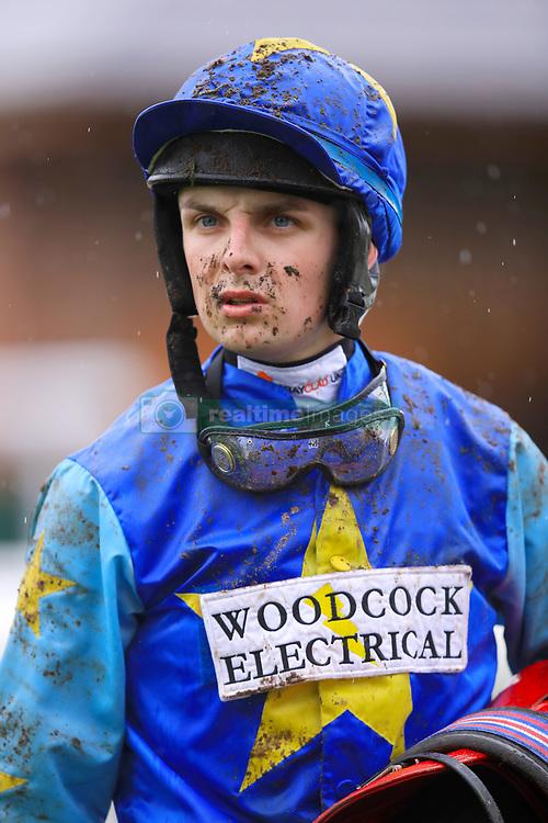 Jockey Conor Beasley