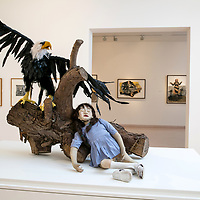 Paula Rego Install plus Jerwood Collection Oct 2017