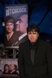 © licensed to London News Pictures. London, UK 08/12/2012. Director Sacha Gervasi attending Hitchcock UK Premiere at BFI Southbank in London. Photo credit: Tolga Akmen/LNP