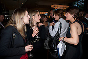 TANYA VON PREUSSEN; LISA WALDEGRAVE; CAROLINE WALDEGRAVE, Literary charity First Story fundraising dinner. Cafe Anglais. London. 10 May 2010. *** Local Caption *** -DO NOT ARCHIVE-© Copyright Photograph by Dafydd Jones. 248 Clapham Rd. London SW9 0PZ. Tel 0207 820 0771. www.dafjones.com.<br /> TANYA VON PREUSSEN; LISA WALDEGRAVE; CAROLINE WALDEGRAVE, Literary charity First Story fundraising dinner. Cafe Anglais. London. 10 May 2010.